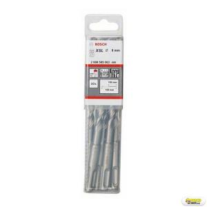 Set 10 burghie beton Bosch SDS PLus-7, 8x100x165 mm Bosch