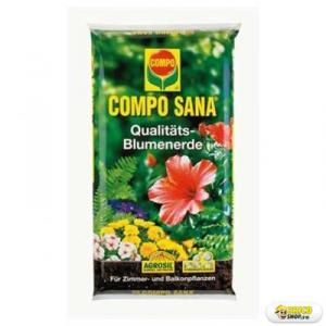 Pamant pentru plante verzi / palmieri 10L  Compo