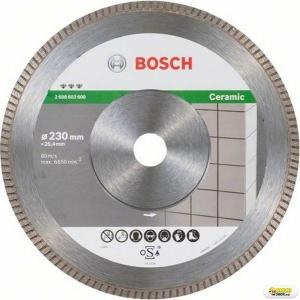 Disc taiere gresie Bosch Best Extraclean Turbo, 230 mm, prindere 25.4 mm