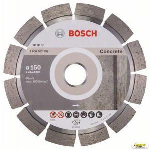 Disc taiere beton armat Bosch Expert, 150 mm, prindere 22.23 mm Bosch