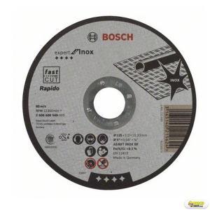 Disc taiere bosch 125x1
