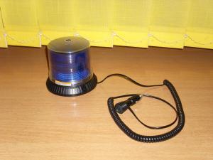 Girofar albastru
