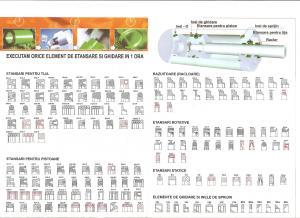 Garnituri pentru cilindri hidraulici