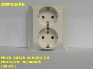 Prize duble schuko