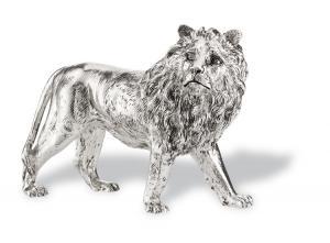Statueta leu