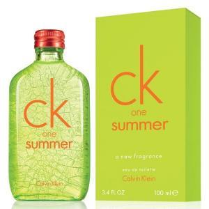 Calvin Klein CK One Summer 2012 EDT Unisex 100ml