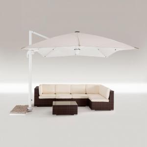 Umbrele de terasa/outdoor manuale TRIESTE LIGHT