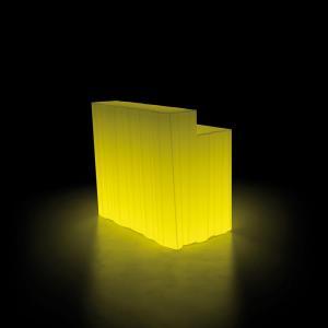 Bar luminos LED RGB modular pentru interior / exterior FROZEN