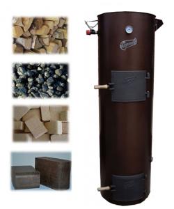 Centrala termica carbune lemn