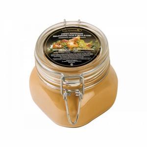 La Cremerie Crema masaj pentru corp cu rodie si kiwi 500g