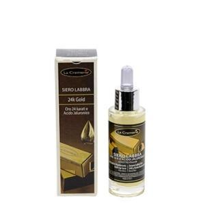 La Cremerie Ser pentru buze cu aur 24K si acid hyaluronic 50 ml