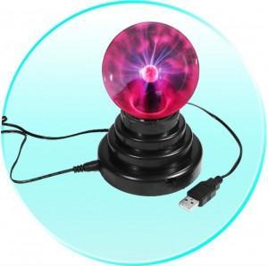 Lampa plasma USB