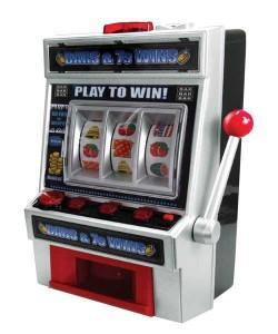Mini Jackpot electronic (Electronic slot machine)