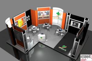 Servicii montaj standuri expozitionale
