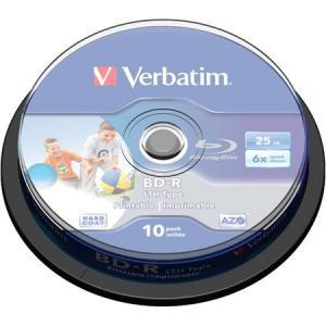 BluRay Disc Verbatim BD-R Printabil LTH 6x 25GB