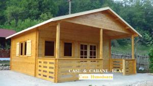 Case lemn de vacanta cabane