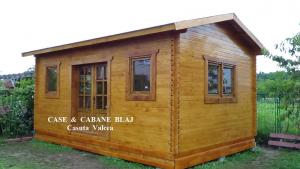 Case lemn casute gradina