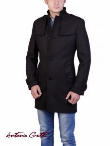 Palton Barbatesc Antonio Gatti B141 Maro