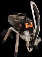 Pompa airless pentru zugravit / vopsit cu membrana, Bisonte  PAZ 6321