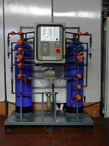Demineralizare apei
