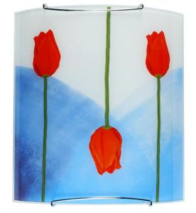 "Aplica 1 bec model ""tulipan"""