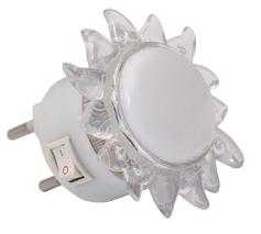 LAMPA DE VEGHE LED MODEL VT-810 SOARE VERDE