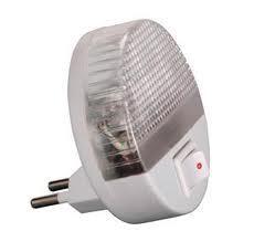 LAMPA DE VEGHE LED MODEL VT-805 ROSU