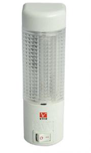 LAMPA DE VEGHE LED MODEL VT-806L ROSU