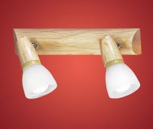Suport lemn pentru plafoniere