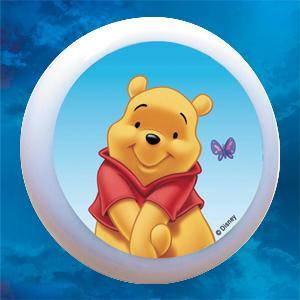 "LAMPA DE VEGHE 220V "" Winnie The Pooh "" 2"