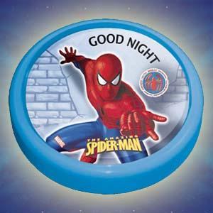 """LAMPA DE VEGHE 220V """" Spider-Man"""""""