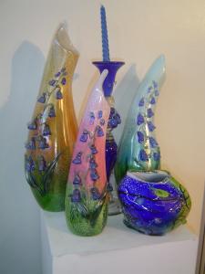 Vaze de sticla