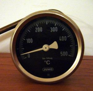 Termometru sonda