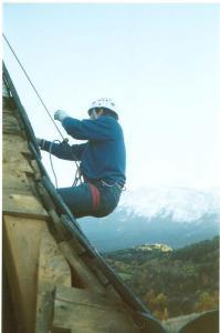 Specializare alpinisti utilitari