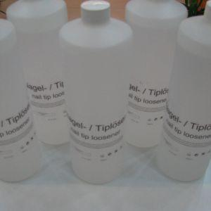 Solutie indepartare acryl
