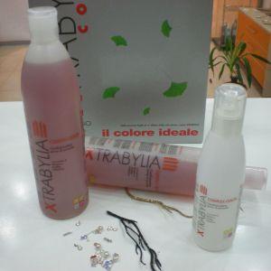 Spray colorant de par