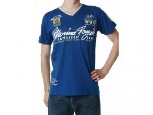 Tricou GEOGRAPHICAL NORWAY - julio men ss assort a royal