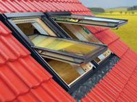 Montaj ferestre de mansarda Fakro
