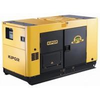 "Generator diesel insonorizat monofazat 20,0 kW 15000 rpm ""Ultra Silent"" KDE 25 SS KIPOR"
