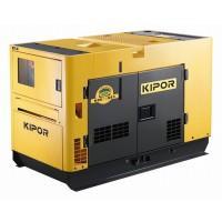 "Generator diesel insonorizat monofazat 10,6 kW 15000 rpm ""Ultra Silent"" KDE 13 SS3 KIPOR"