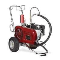 Pompa cu piston hidraulic motor electric debit 4,8 l/min cu carucior cu roti PowrTwin™ 4900XLT E TITAN™