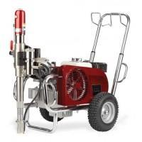 Pompa imersie directa cu piston hidraulic motor electric debit 5,7 l/min cu carucior cu roti PowrTwin™ 6900XLT-DI E TITAN&