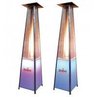 Incazitor terase cu LED putere maxima 11,2 kW H1507 ZOBO