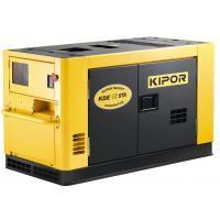 """Generator diesel insonorizat monofazat8,5 kW 3000 rpm """"Super Silent"""" KDE 12 STA KIPOR"""