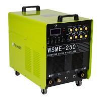 Aparat de sudura MMA si TIG trifazat 5-250 A WSME-250 AC/DC 400 V PROWELD