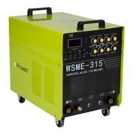 Aparat de sudura MMA si TIG trifazat 5-315 A WSME-315 AC/DC 400 V PROWELD
