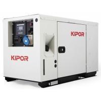 Generator digital insonorizat diesel 9,5 kVA ID 10 KIPOR