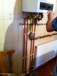 Curatare centrala termica