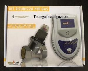 Pret detector gaz