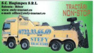 Transport tractare camioane